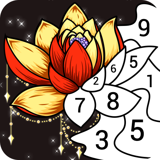 Paintist 2021 – Coloring Book & Color by Number Pro apk download – Premium app free for Android