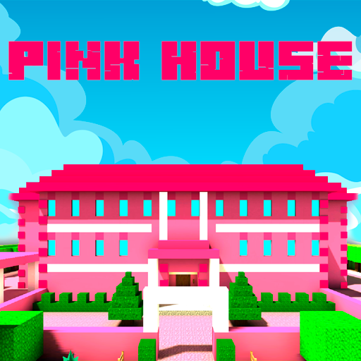 Pink Princess House Craft Game Mod apk download – Mod Apk 2.7 [Unlimited money] free for Android.