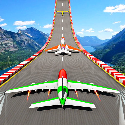 Plane Stunts 3D : Impossible Tracks Stunt Games Pro apk download – Premium app free for Android