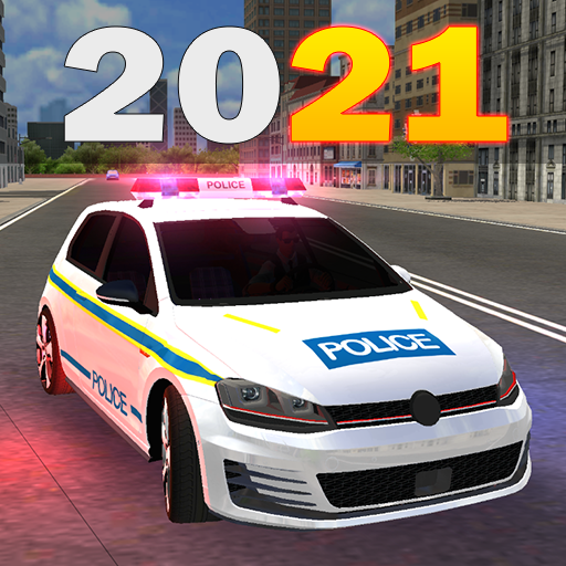 Police Car Game Simulation 2021 Pro apk download – Premium app free for Android