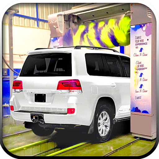 Prado Car Wash Service: Modern Car Wash Games Pro apk download – Premium app free for Android
