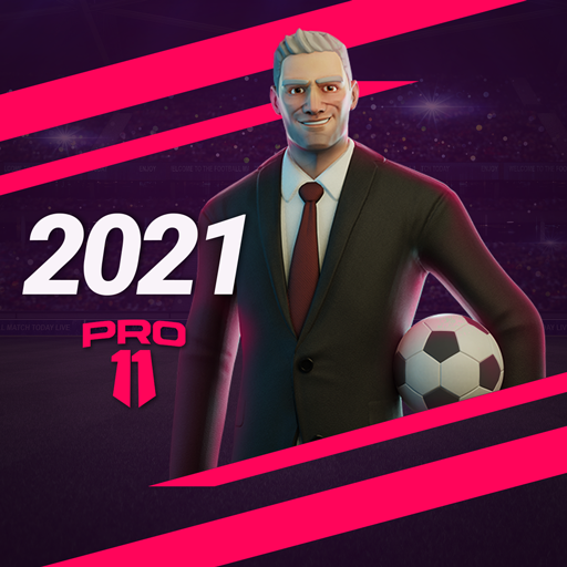 Pro 11 – Football Management Game Mod apk download – Mod Apk 1.0.75 [Unlimited money] free for Android.