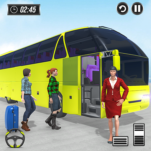 Public Transport Bus Coach: Taxi Simulator Games Mod apk download – Mod Apk 1.5 [Unlimited money] free for Android.