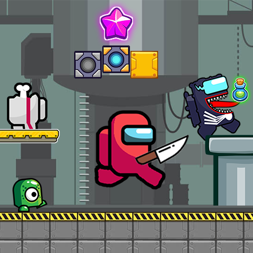 RED IMPOSTER – NIGHTMARE ADVENTURE Mod apk download – Mod Apk 1.4 [Unlimited money] free for Android.