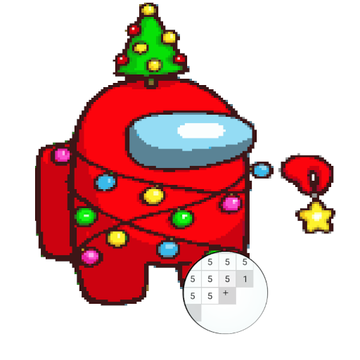 Real Among Us Pixel Art Coloring Mod apk download – Mod Apk 1.3.8 [Unlimited money] free for Android.