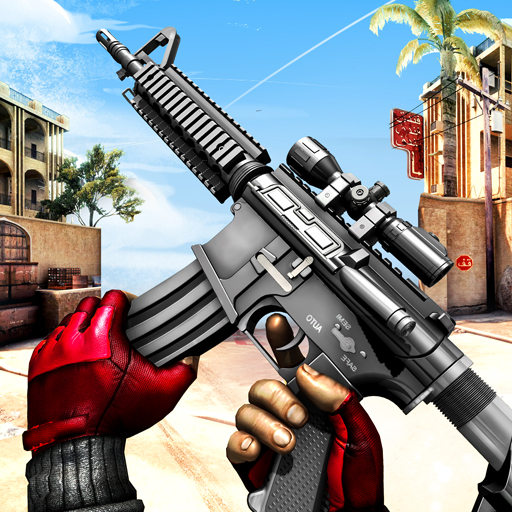 Real Commando Secret Mission – FPS Shooting Games Mod apk download – Mod Apk 1.23 [Unlimited money] free for Android.