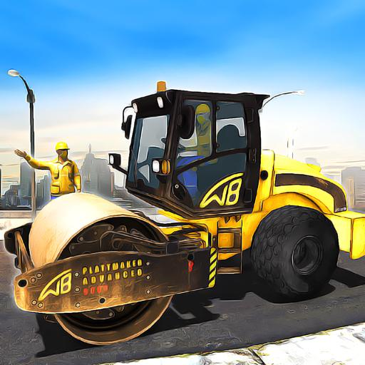 Road Construction Games 2021: Building Games 2021 Pro apk download – Premium app free for Android