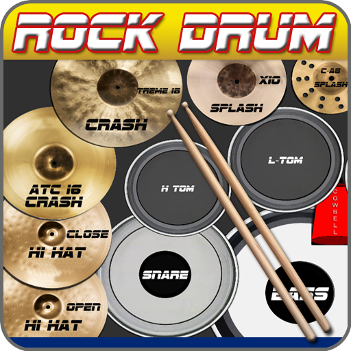 Rock Drum Kit Mod apk download – Mod Apk 1.9 [Unlimited money] free for Android.