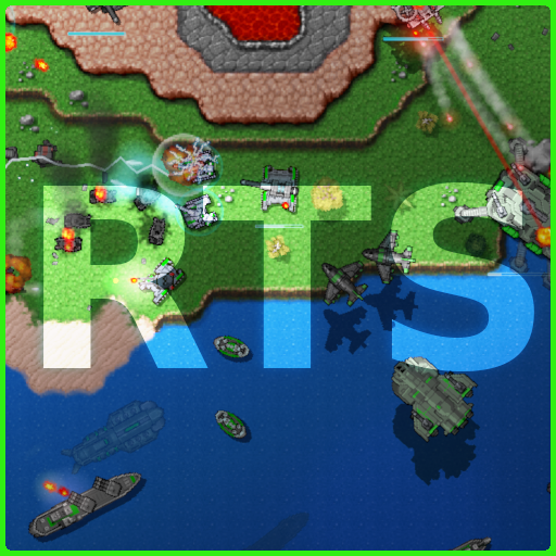 Rusted Warfare – RTS Strategy Pro apk download – Premium app free for Android