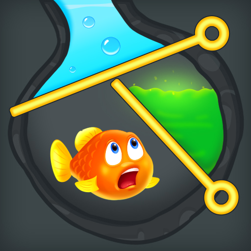 Save the Fish – Pull the Pin Game Pro apk download – Premium app free for Android
