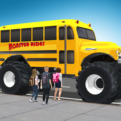 School Bus Simulator Driving: High School Drive 3D Mod apk download – Mod Apk 2.7 [Unlimited money] free for Android.