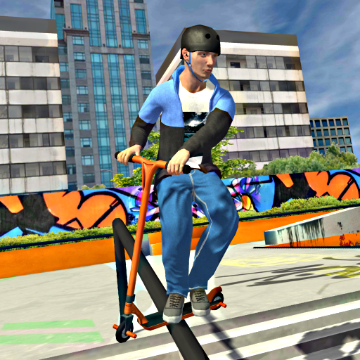 Scooter FE3D 2 – Freestyle Extreme 3D Pro apk download – Premium app free for Android