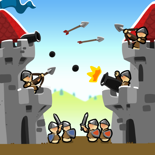 Siege Castles – A Castle Defense & Building Game Pro apk download – Premium app free for Android