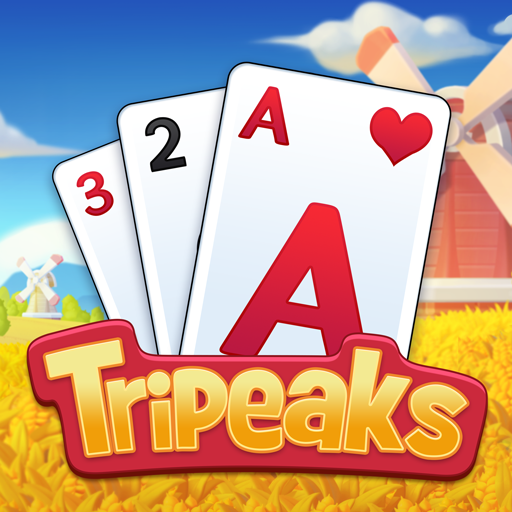 Solitaire Farm : Classic Tripeaks Card Games Pro apk download – Premium app free for Android