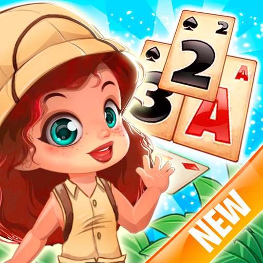 Solitaire Tripeaks – Lost Worlds Adventure Pro apk download – Premium app free for Android