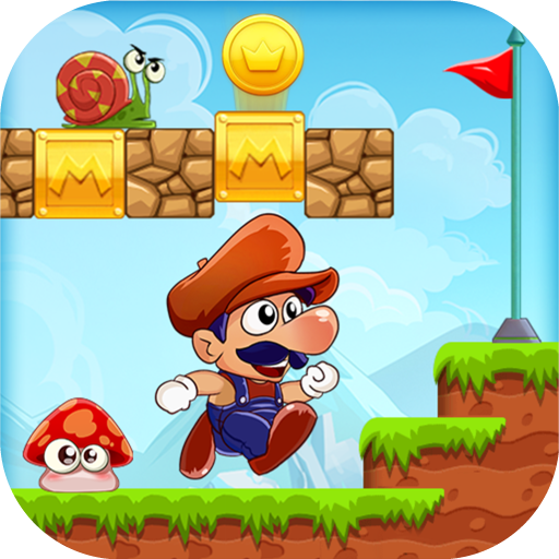 Super Bino Go – New Adventure Game Pro apk download – Premium app free for Android