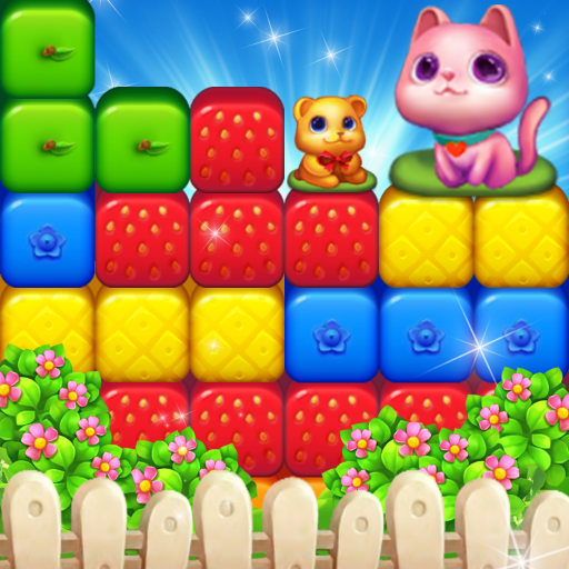 Sweet Garden Blast Puzzle Game Pro apk download – Premium app free for Android
