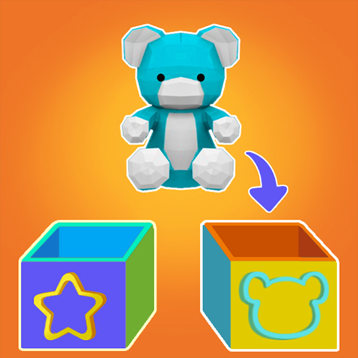 Toy sort 3D: How to be a dutiful kid? Pro apk download – Premium app free for Android