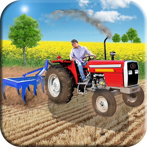 Tractor Drive 3D : Offroad Sim Farming Game Mod apk download – Mod Apk 2.0.2 [Unlimited money] free for Android.