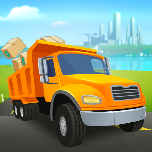 Transit King Tycoon – Seaport and Trucks Pro apk download – Premium app free for Android