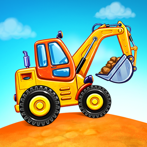 Truck games for kids – build a house, car wash Pro apk download – Premium app free for Android