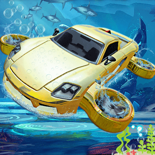 Underwater Flying Car Game Mod apk download – Mod Apk 1.0.2 [Unlimited money] free for Android.