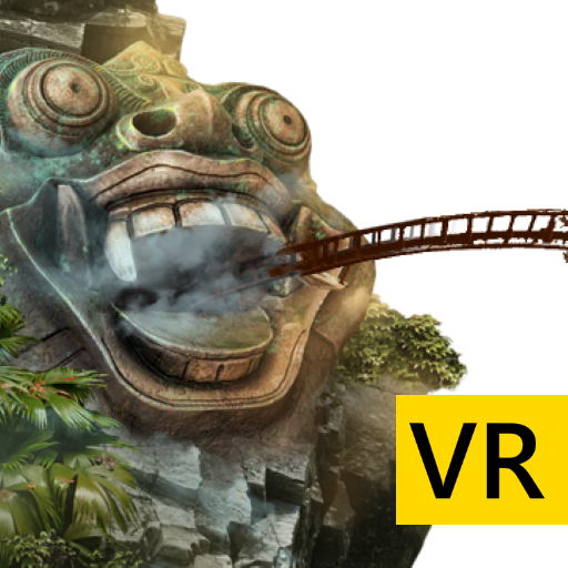 VR Temple Roller Coaster for Cardboard VR Pro apk download – Premium app free for Android
