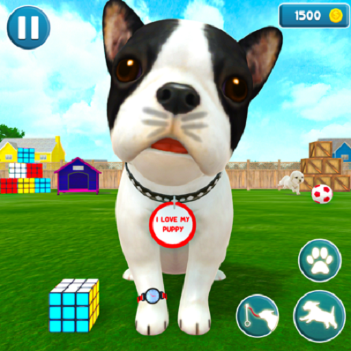 Virtual Puppy Dog Simulator: Cute Pet Games 2021 Mod apk download – Mod Apk 2.2 [Unlimited money] free for Android.
