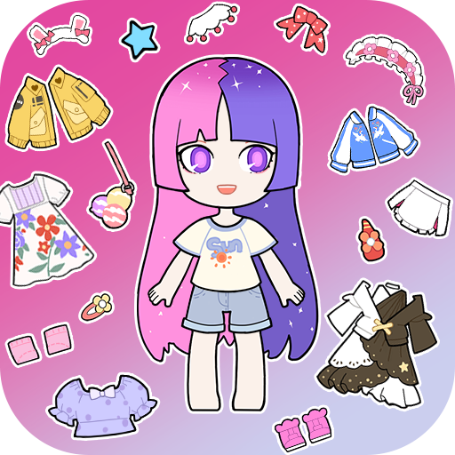 Vlinder Gacha:Stylish Dressup Games Mod apk download – Mod Apk 1.0.12 [Unlimited money] free for Android.