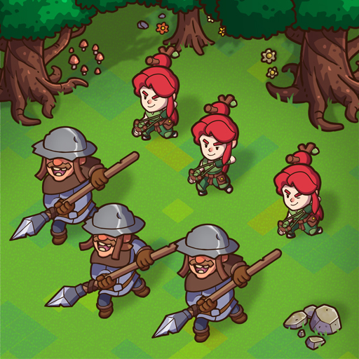 Warfronts: Battle For Toria! PvP MMO Strategy Game Pro apk download – Premium app free for Android