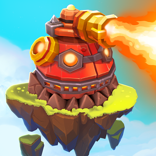 Wild Sky TD: Tower Defense Legends in Sky Kingdom Pro apk download – Premium app free for Android