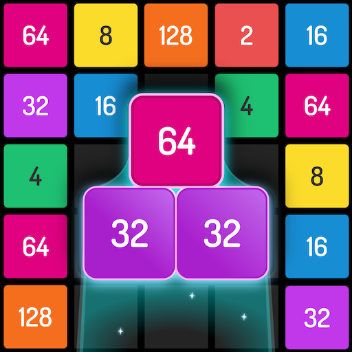 X2 Blocks – Merge Numbers 2048 Merge Block Puzzle Mod apk download – Mod Apk 1.5.8 [Unlimited money] free for Android.