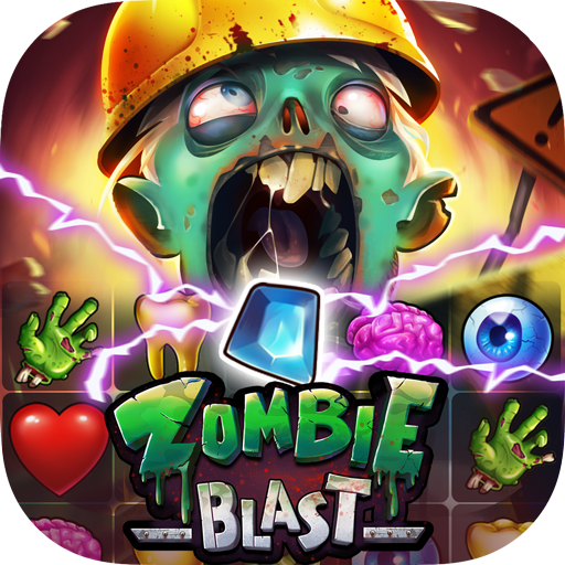 Zombie Blast – Match 3 Puzzle RPG Game Mod apk download – Mod Apk 2.5.1 [Unlimited money] free for Android.