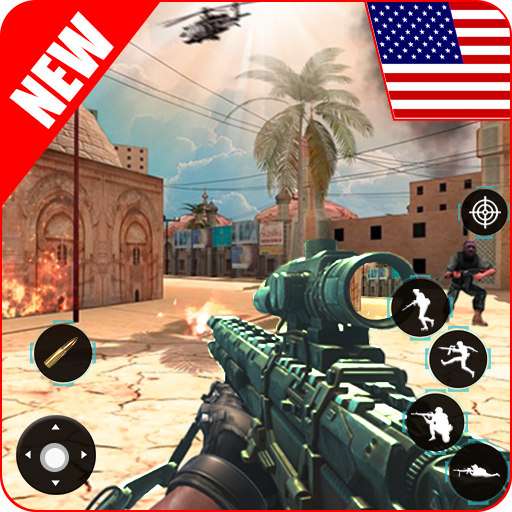 offline shooting game: free gun game 2020 Pro apk download – Premium app free for Android