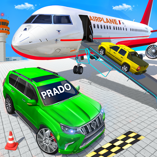 Airplane Car Parking Game: Prado Car Driving Games Mod apk download – Mod Apk 2.0 [Unlimited money] free for Android.