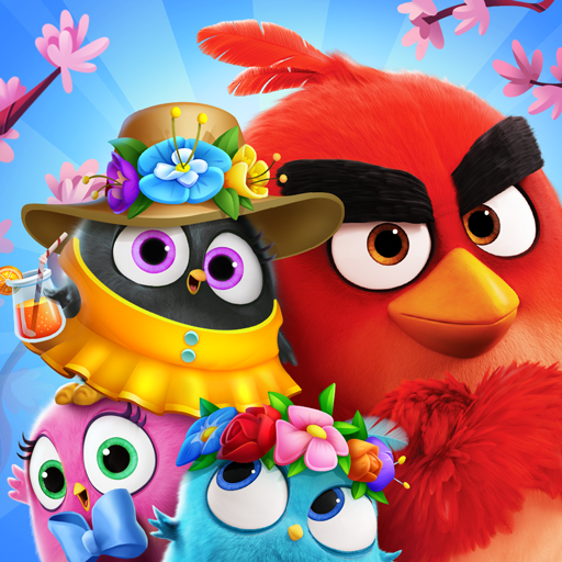 Angry Birds Match 3 Mod apk download – Mod Apk 4.8.1 [Unlimited money] free for Android.