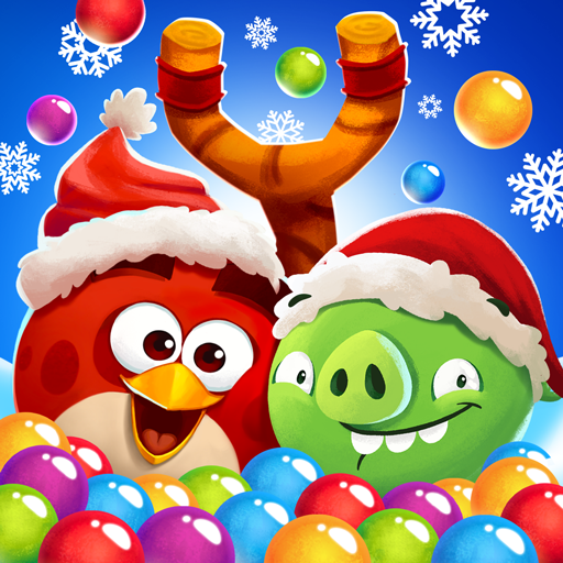 Mod apk download – Mod Apk Angry Birds POP Bubble Shooter  3.92.5 [Unlimited money] free for Android