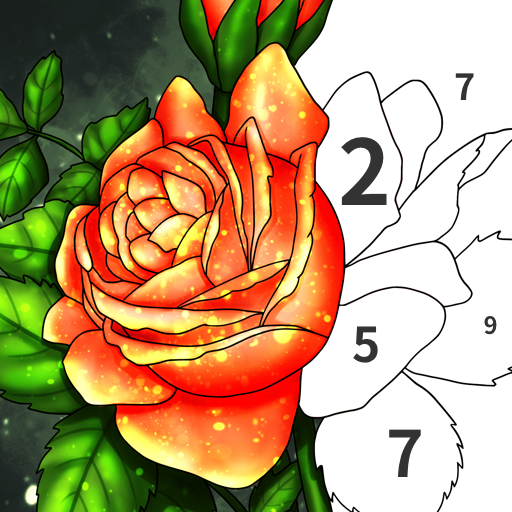 Art Number Coloring – Color by Number Pro apk download – Premium app free for Android