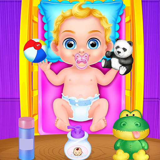 Babysitter Crazy Baby Daycare – Fun Games for Kids Pro apk download – Premium app free for Android