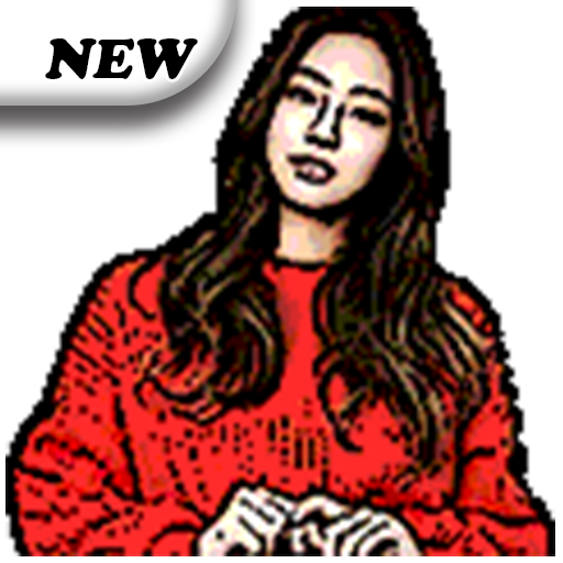 BlackPink Pixel Art free Color by Number Pro apk download – Premium app free for Android