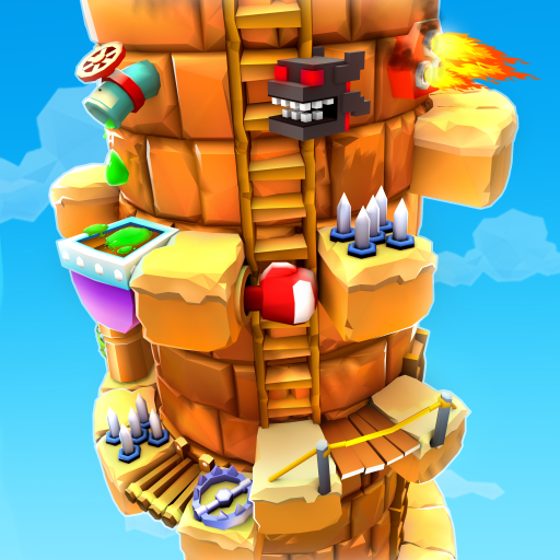 Blocky Castle Climb: Pet Jump! Cat🐱dog🐶and more! Mod apk download – Mod Apk 1.15.0 [Unlimited money] free for Android.