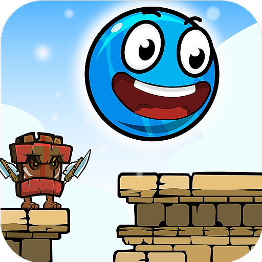 Blue Ball 11: Bounce Ball Adventure Pro apk download – Premium app free for Android