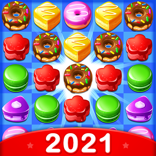 Cake Match 3 Mania Mod apk download – Mod Apk 1.22.6 [Unlimited money] free for Android.