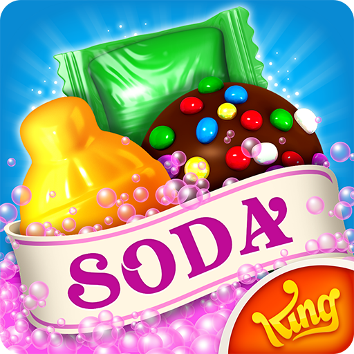 Candy Crush Soda Saga Mod apk download – Mod Apk  [Unlimited money] free for Android.
