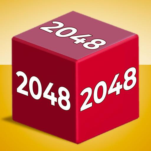 Chain Cube: 2048 3D merge game Pro apk download – Premium app free for Android