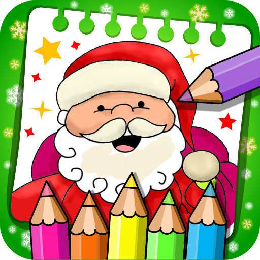 Christmas Coloring Book Pro apk download – Premium app free for Android