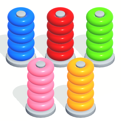 Color Sort Puzzle: Color Hoop Stack Puzzle Mod apk download – Mod Apk 1.0.11 [Unlimited money] free for Android.