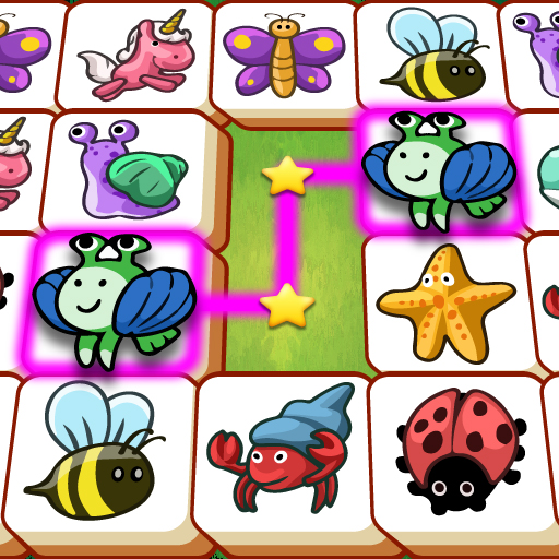 Connect Animal Renew – Classic Matching Puzzle Mod apk download – Mod Apk 1.8 [Unlimited money] free for Android.