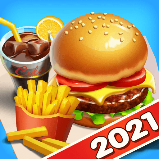 Mod apk download – Mod Apk Cooking City frenzy chef restaurant cooking games  2.16.5060 [Unlimited money] free for Android