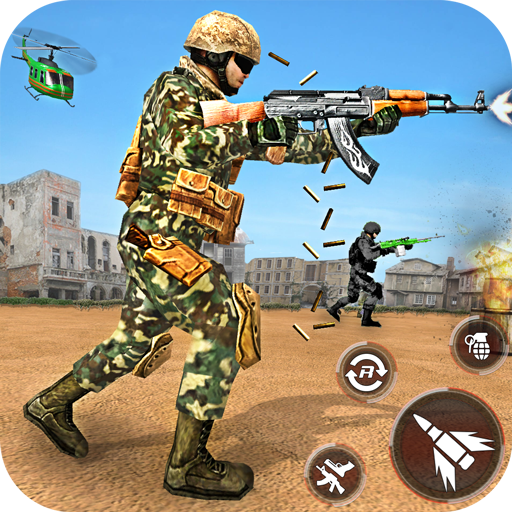 Critical Commando Shooting Mission 2020 Pro apk download – Premium app free for Android